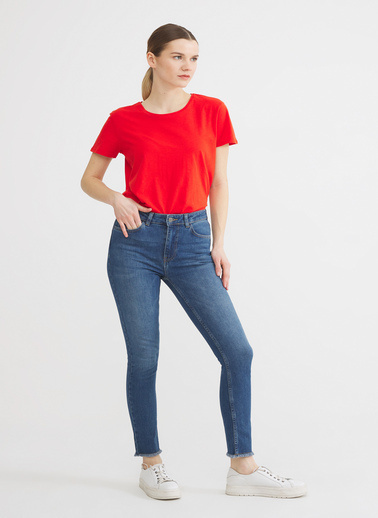 Love My Body Pantolon Lacivert